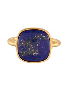 Pernille Corydon - Lapis Lazuli -sormus - GOLD | Stockmann