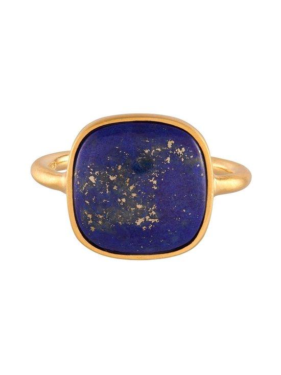Pernille Corydon - Lapis Lazuli -sormus - GOLD | Stockmann - photo 1