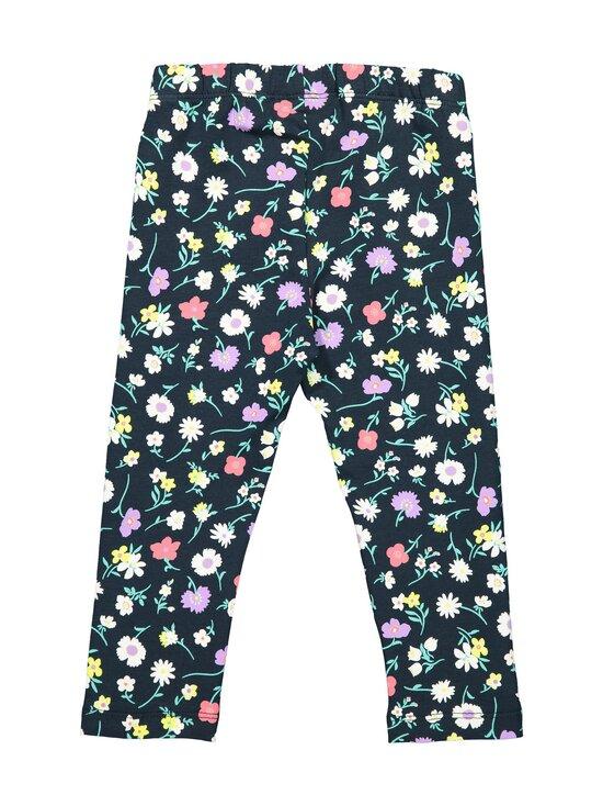 Bogi - Assi-leggingsit - NAVY FLOWER AOP   Stockmann - photo 2
