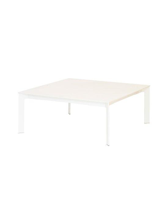 Viisto-sohvapöytä 104 x 42,5 x 104 cm