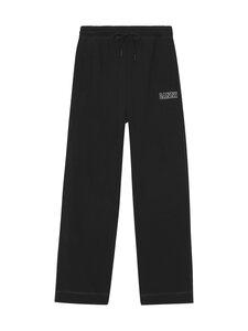 Ganni - Software Isoli Sweatpants -collegehousut - 099 BLACK | Stockmann