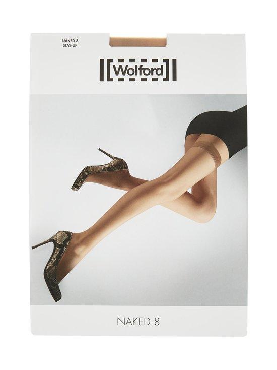 Wolford - Naked-stay-up-sukat 8 den - GOBI | Stockmann - photo 1