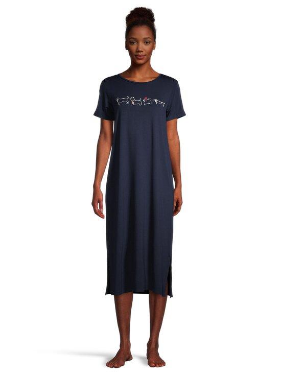 NOOM loungewear - Jane-yöpaita - DK.NAVY COMBO | Stockmann - photo 2