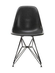 Vitra - Eames DSR Fiberglass -tuoli - 04 EAMES ELEPHANT HIDE GREY/30 BASIC DARK   Stockmann