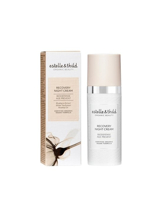 Estelle&Thild - BioDefense Instant Recovery Night Cream -yövoide 50 ml - null | Stockmann - photo 1