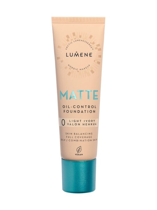Lumene - Matte Oil-control -mattameikkivoide 30ml - 0 VALON HEHKUA | Stockmann - photo 1