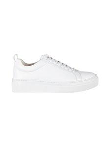 Vagabond - Zoe Platform -nahkasneakerit - WHITE | Stockmann