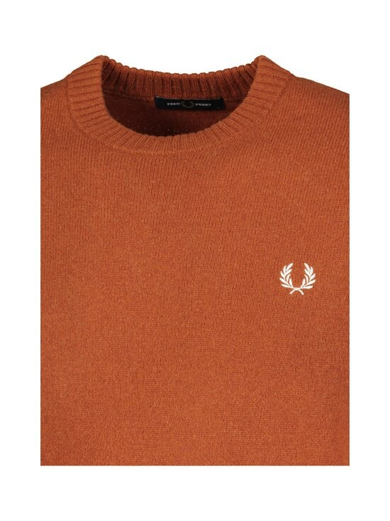 Fred Perry - Tipped Crew Neck Jumper -villaneule - 946 PAPRIKA | Stockmann - photo 3