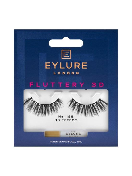 Eylure - Fluttery 3D No. 185 -irtoripset - BLACK   Stockmann - photo 1