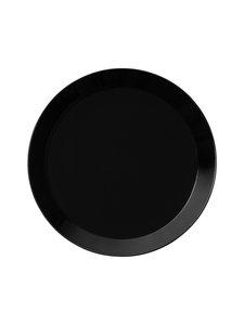 Iittala - Teema-lautanen 21 cm - MUSTA | Stockmann