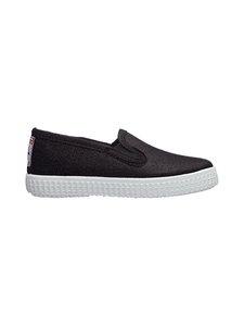 CIENTA - Glitter-kengät - BLACK | Stockmann