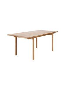 Nikari - Basic-pöytä 200 x 80 x 73 cm - TAMMI | Stockmann