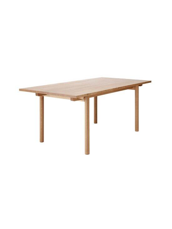Nikari - Basic-pöytä 200 x 80 x 73 cm - TAMMI | Stockmann - photo 1
