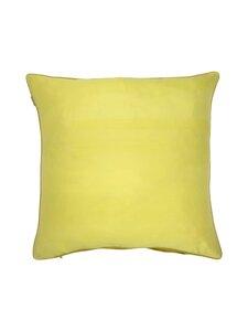 Pentik - Duo Silk -tyynynpäällinen 43 x 43 cm - YELLOW   Stockmann