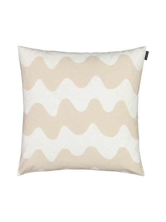 Marimekko - Pikkulokki-tyynynpäällinen 45 x 45 cm - 183 WHITE, BEIGE | Stockmann - photo 1