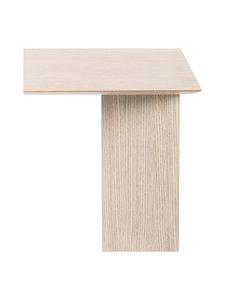 Ferm Living - Mingle-pöytälevy 135 x 90 cm - NATURAL OAK VENEER | Stockmann