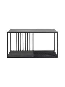 Muubs - Denver L -hylly 70 x 35 x 35 cm - BLACK | Stockmann