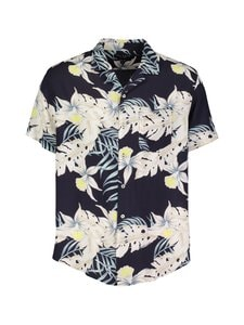 Cap Horn - Terrence Classic Fit -paita - YELLOW FLORAL COMBO | Stockmann