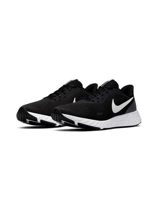 Nike - Revolution 5 -juoksukengät - 002 BLACK/WHITE-ANTHRACITE | Stockmann - photo 2