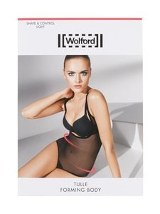 Wolford - Tulle Forming -body - NUDE | Stockmann