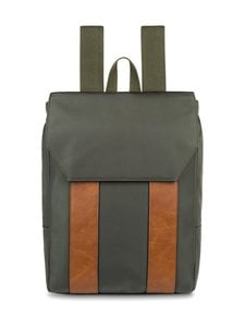 STEELE & BOROUGH - Freedom Backpack -reppu - GREEN | Stockmann