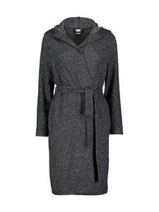 NOOM loungewear - Anita-aamutakki - BLACK GREY MEL | Stockmann