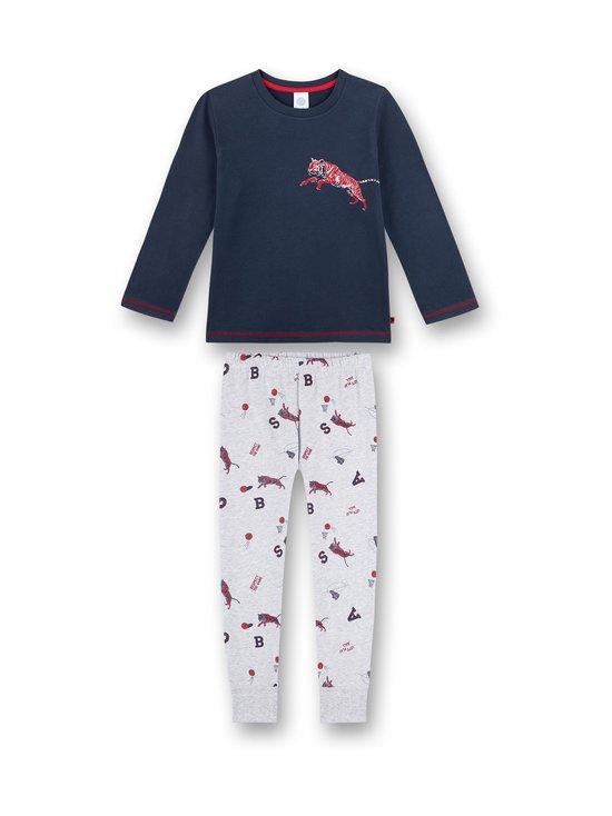 Sanetta - Let´s Go Play -pyjama - 5962 NORDIC BLUE | Stockmann - photo 1