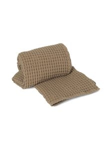 Ferm Living - Organic Bath Towel -kylpypyyhe 70 x 140 cm - TAN | Stockmann