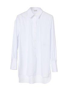 By Malene Birger - Martigues Cotton Shirt -paitapusero - 090 - PURE WHITE   Stockmann
