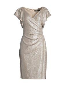Lauren Ralph Lauren - Kelcie Short Sleeve Cocktail Dress -mekko - 1 CHAMP/SILV | Stockmann