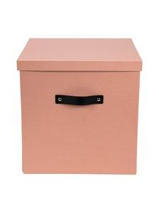 Bigso Box - Texas-säilytyslaatikko - ROOSA | Stockmann