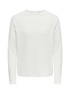 Only & Sons - OnsDexter-neule - STAR WHITE | Stockmann