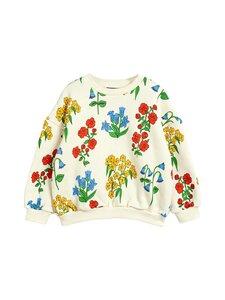 Mini Rodini - Snow Flowers -svetaripaita - 711 OFFWHITE | Stockmann