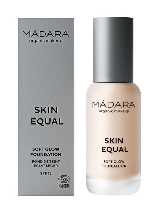 Madara - Skin Equal Foundation -meikkivoide 30 ml - 10 PORCELAIN   Stockmann - photo 1