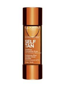 Clarins - Self Tan Radiance-Plus Golden Glow Booster -itseruskettava tiiviste 30 ml | Stockmann