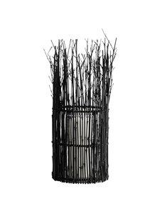 Muubs - Fishtrap S -lyhty 45 x 16 cm - BLACK | Stockmann