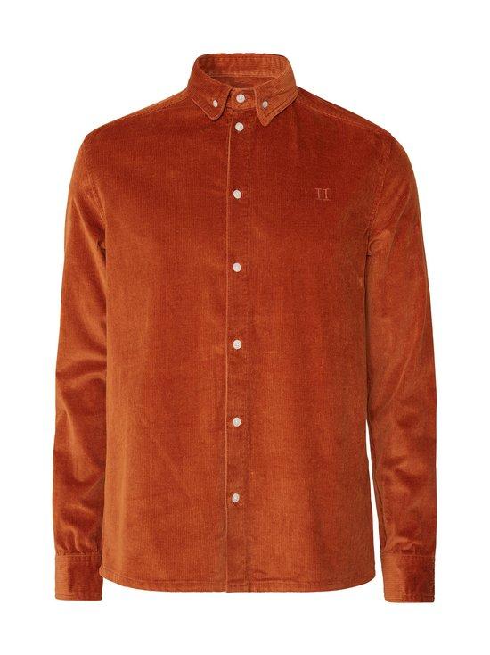 Les Deux - Felix HW Corduroy Shirt -vakosamettipaita - 805805-RUSTY BROWN | Stockmann - photo 1