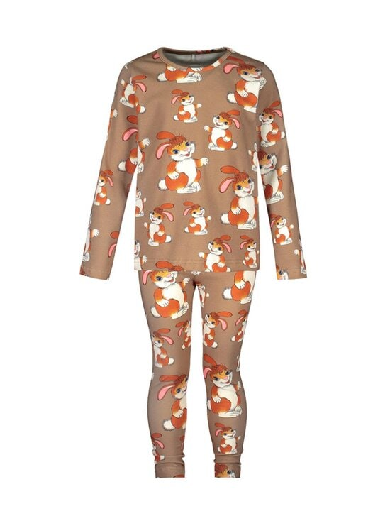 Metsola - Pupu Tupuna -pyjama - 41 PUPU TUPUNA LATTE | Stockmann - photo 1