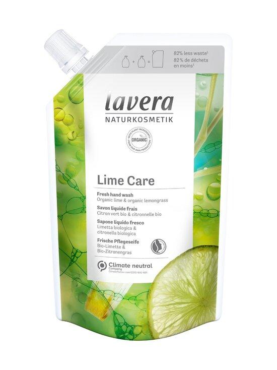 Lavera - Refill Pouch Lime Care Hand Wash -käsisaippuan täyttöpakkaus 500 ml - VAR_1 | Stockmann - photo 1