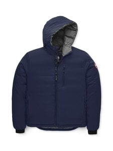 Canada Goose - Lodge Hoody -untuvatakki - 63 ATLANTIC NVY-BLEU MAR ATLAN | Stockmann