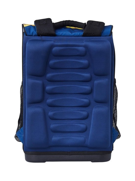 Lego - Optimo Schoolbag With Gymbag -reppu - 2002- LEGO NINJAGO JAY OF LIGHTNING | Stockmann - photo 3