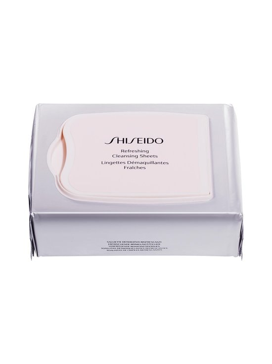 Shiseido - Refreshing Cleansing Sheets -puhdistusliina - NOCOL | Stockmann - photo 1