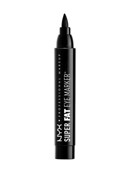 NYX Professional Makeup - Super Fat Eye Marker -silmänrajaustussi - CARBON BLACK | Stockmann - photo 1