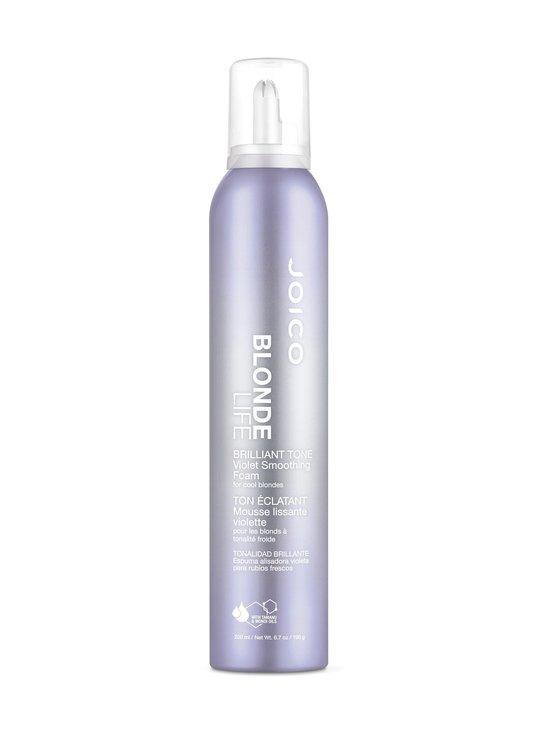 Joico - Blonde Life Brilliant Tone Violet Foam Styler -hoito- ja muotovaahto vaaleille hiuksille 200 ml - NOCOL | Stockmann - photo 1