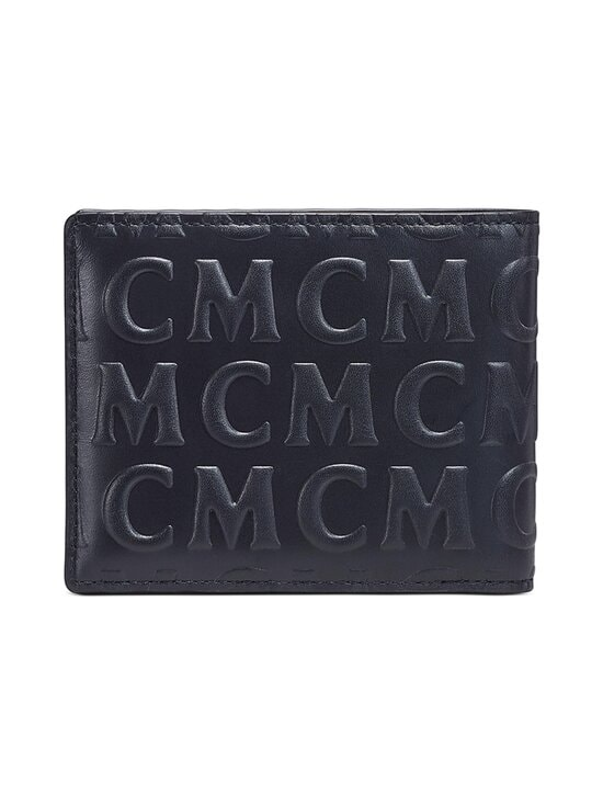 MCM - Small Bifold Wallet in MCM Monogram Leather -nahkalompakko - BK BLACK | Stockmann - photo 2