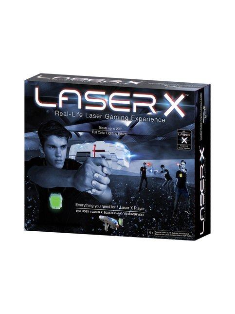 Laser X yksittäispakkaus