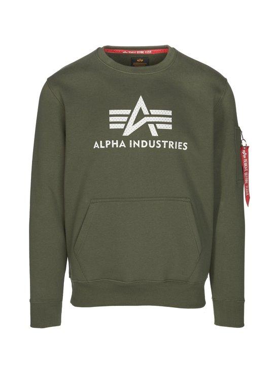 3D Logo Sweater -collegepaita