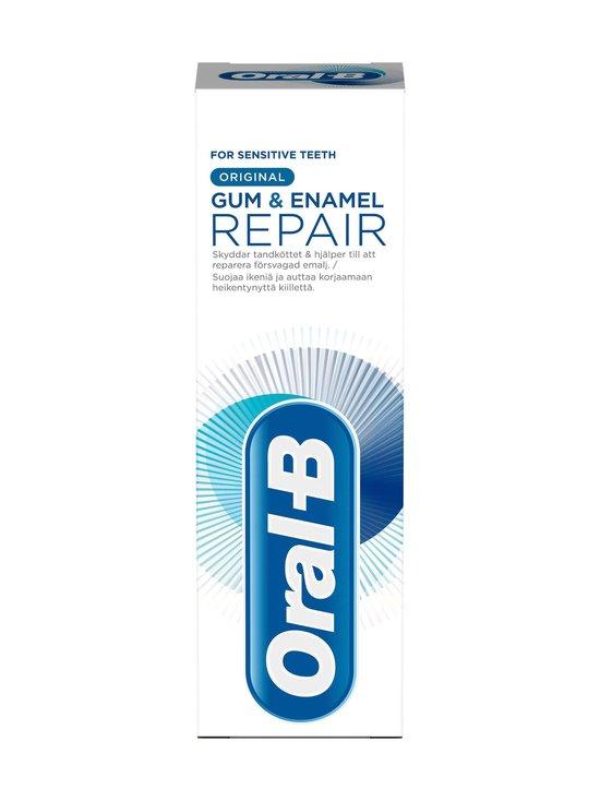 Oral-B - Gum & Enamel Repair Original -hammastahna 75 ml - NOCOL | Stockmann - photo 1