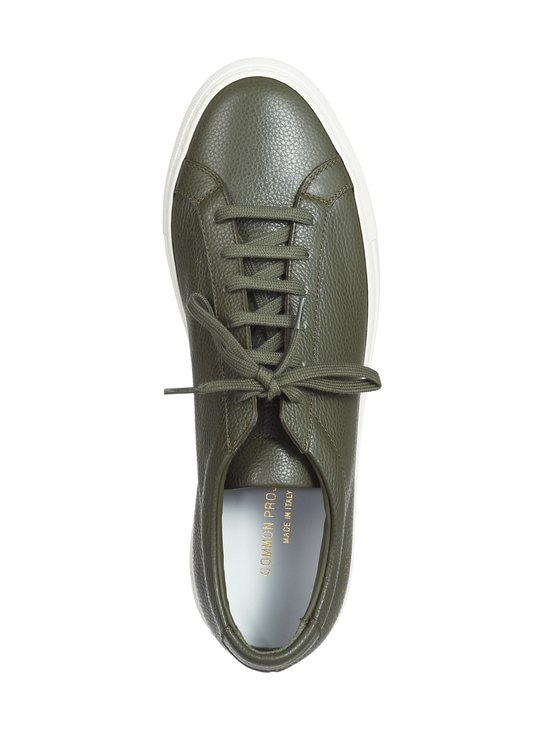 COMMON PROJECTS - Achilles Pebbled -nahkatennarit - 1010OLIVE | Stockmann - photo 2