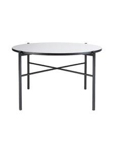 Hakola - Round-pöytä 70 x 42 cm - MUSTA | Stockmann